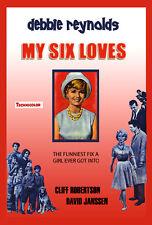 My Six Loves (DVD) Debbie Reynolds, Cliff Robertson