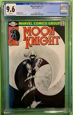 MOON KNIGHT #15 (1982) CGC 9.6 NM+ JUSKO / MILLER COVER 1st DIRECT ONLY DISTRIBT