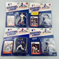 4 New 1988 Andre Dawson, Kirby Puckett, Dave Winfield Starting Lineup MLB Figure