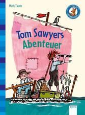 Tom Sawyers Abenteuer von Mark Twain und Wolfgang Knape (2013, Gebundene Ausgabe)