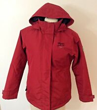 Geographical Norway Womens M/L Red Expedition Winter Jacket
