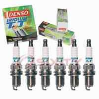 6 pcs Bosch Platinum Spark Plugs For 2000-2004 NISSAN XTERRA V6-3.3L