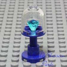 NEW Lego Belville Princess Violet PURPLE DISPLAY CASE w/Light Blue Jewel-Gem