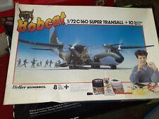 BOBCAT C-160 SUPER TRANSALL PLASTIC MODEL AIRPLANE KIT