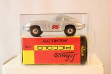 Schuco Piccolo Jaguar E Type PS Schuco neu perfect  mint in box 1:90