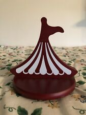 Longaberger 2014 Collectors Club Gathering Big Top Circus Event Basket Lid. Only