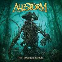 Alestorm - No Grave But The Mar Nuevo LP