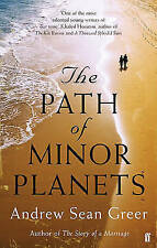 The Path of Minor Planets, New, Greer, Andrew Sean Book