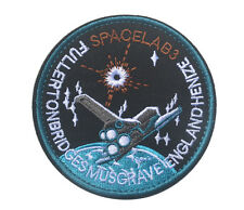 SPACELAB ARMY LOGO Tactical  MORALE BADGE HOOK PATCH  SH  827
