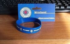 RANGERS FC WRISTBAND official product
