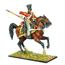 """First Legion: NAP0423 2nd Dutch """"Red"""" Lancers of the Imperial Guard Trooper #1"""