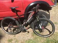 2011 Specialized Stumpjumper S-Works.