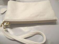 Ladies South Beach Wristlet Wallet, White