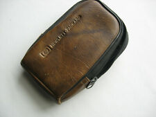 Faux Leather case for HP Hewlett Packard 21, 22, 25, 25C, 27, and 29C Calculator