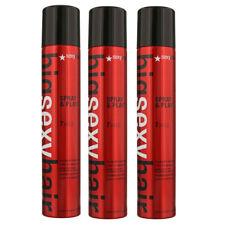 Big Sexy Hair Spray And Play Hairspray Volumizing Hairspray 8oz - 3 Pack