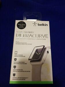 Belkin UltraCurve Screen Protector for Apple Watch Series 1 (42MM)