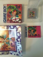 RARE NEW NEUF ATOMIC PUNK Nintendo Gameboy Game boy Boxed boite OVP DMG-HB-USA