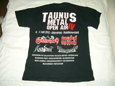 V.A. WITCHBURNER,METAL WITCH,IRON KOBRA… – original 2012 TAUNUS METAL TS!!!!!!!!