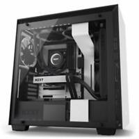 Nzxt 212883 Case Ca-h700w-wb H700i [3] Usb 3.1 Window Cam No Power Supply