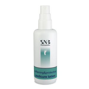 SNB Softening & Protective Pedicure Lotion Refreshes & Protects Foot Feet Skin