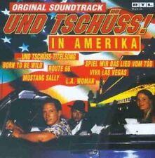 Und Tschüss! In Amerika (1996, RTL) Billy Idol, Steppenwolf, BTO, ZZ Top,.. [CD]