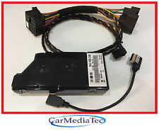 VW Skoda Seat Media dans MDI USB mp3 RCD RNS 310 315 510 Columbus Set