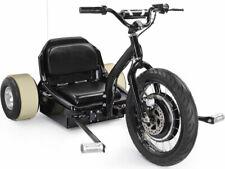Mototec 48v Drift Trike Electric Battery Powered Operated Drifter Motor Bike