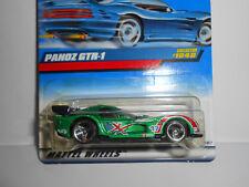 Hot Wheels 1999 PANOZ GTR-1 Green #1040