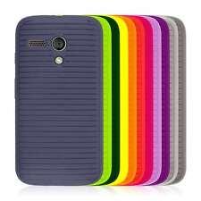 For Motorola Moto G (1st Gen) Case TPU Full Protector Skin Flexible Slim Cover