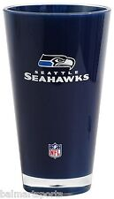 Seattle Seahawks Insulated Tumbler Cup 20oz Acrylic FREE Ship Duck House NFL
