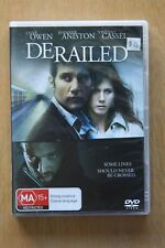 Derailed (DVD, 2006)   Preowned (D193)