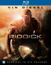 MOVIE-Riddick - Extended Director's Cut - Dutch Import  (UK IMPORT)  Blu-Ray NEW