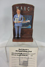 Rare Avon Bottle NAAC 1976  Issue Signed Bud Hastin Honors Dale Robinson  Mint