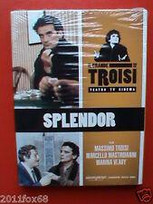 massimo troisi splendor marcello mastroianni il grande troisi n.17 DVD sigillato