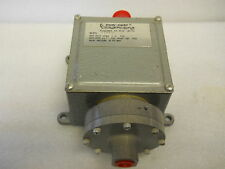 CUSTOM COMPONENT 600G1 DUAL SNAP ADJUSTABLE AIR RELAY SWITCH 3-15 PSI NEW NO BOX