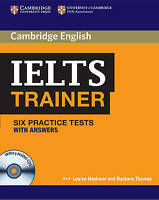 Cambridge English IELTS TRAINER Six Practice Tests With Answers and Audio Cds