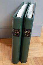St. Vincent Union 1984 - 2018 Schöne Top-Sammlung Postfrisch MNH in zwei Bindern