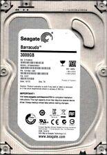 Seagate ST3000DM001 P/N: 1CH166-305 F/W: CC27 TK Z1F 3TB