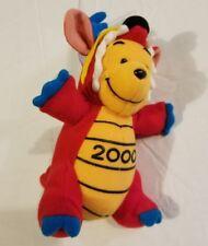 Rare 2000 Winnie the Pooh Mini Bean Bag Plush Monster Costume Disney Store NWT
