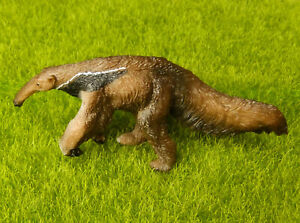 Anteater Figurine Zoo Wild Animal Garden Decor Educational Science Nature Toy
