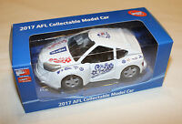 Western Bulldogs 2017 AFL Official Supporter Collectable Model Car New