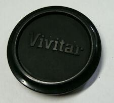 Original Vivitar 51mm Slip On Camera Front Lens Cap