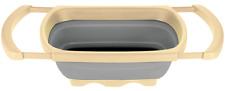 Collapsible Silicone Sink Colander / Draining Base -  Caravan / Motorhome  LW552