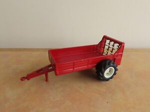 ROS Made in Italy Spreader Implement Diecast Model, 1:32 Scale Model, Farm