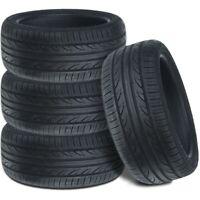 4 Lionhart LH-503 255/45ZR18 99W All Season High Performance A/S Tires