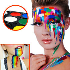 Cool Technic Face & Body Paint Palette Set/Kit Halloween Makeup For Kids Printed