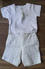 Ensemble T-shirt et Pantalons 6 mois JACADI Excellent état