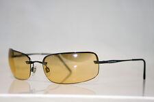 EMPORIO ARMANI 1990 Vintage para Hombre de Diseñador Gafas De Sol De Plata 201 1144 7 F 12502