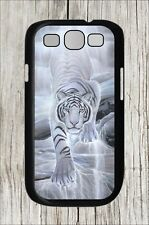 WHITE TIGER GHOST FOR SAMSUNG GALAXY S3 CASE COVER -jw61bs