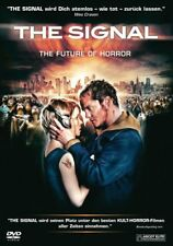 The Signal ( Horror-Thriller ) mit AJ Bowen, Anessa Ramsey Holocover-Schuber NEU